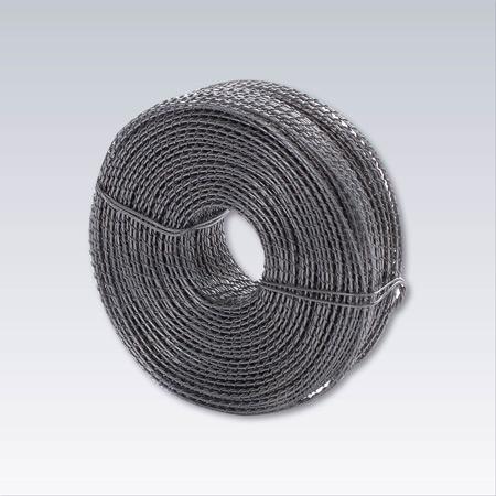 Plomberingstråd på rulle för bly eller plastplomber.
