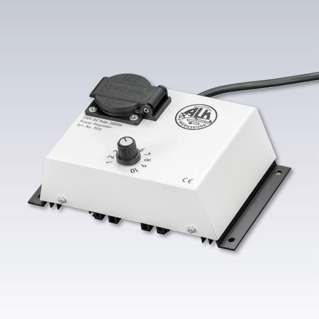 Värmeregleringsapparat för ALK, HLP och S-Serien