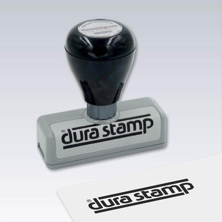 Dura Stamp med valfri text