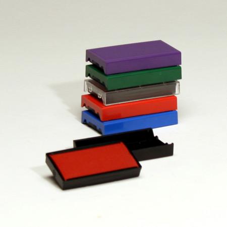 Utbytbar färgkassett till Trodat Printy stämplar.